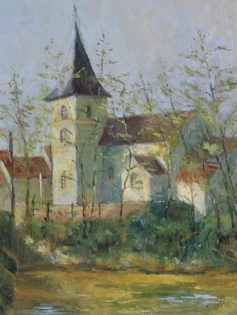 French Church by Karen Armitage