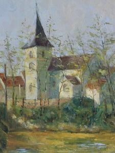 French Church by Karen Armitage