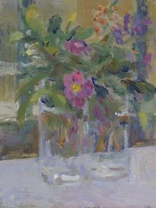 March Flowers by Karen Armitage