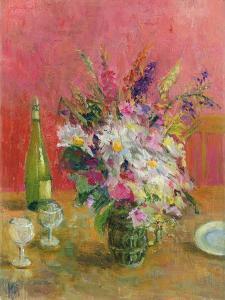 Speyside Flowers, 2002 by Karen Armitage