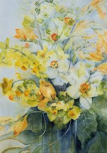 Spring flowers by Karen Armitage