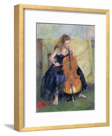 The Cello Player, 1995