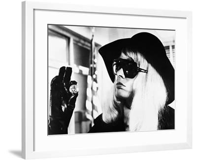 Karen Black, Family Plot, 1976--Framed Photographic Print