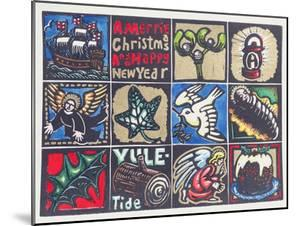 Christmas Card, 1999 by Karen Cater