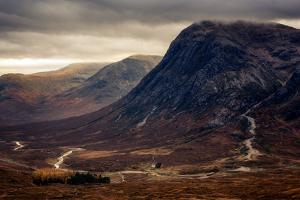 Buchaille Etive Mor, Glencoe, Highlands, Scotland, United Kingdom, Europe by Karen Deakin