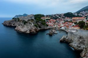 Dubrovnik, Croatia, Europe by Karen Deakin