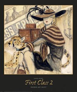 First Class II by Karen Dupré