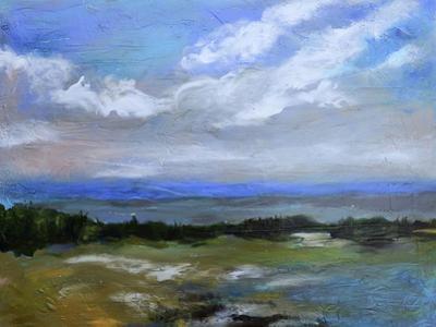 Beach & Sky I by Karen Fields