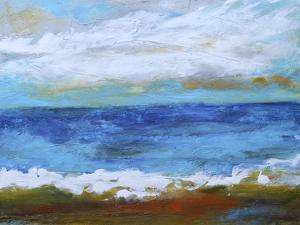 Beach & Sky II by Karen  Fields