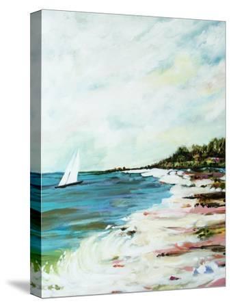 Beach Surf I by Karen Fields