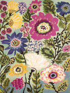 Garden Of Whimsy IV by Karen  Fields