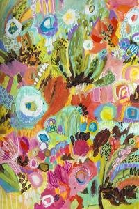 Love to Travel I by Karen  Fields