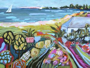 Nautical Whimsy I by Karen  Fields