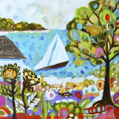 Nautical Whimsy V by Karen Fields
