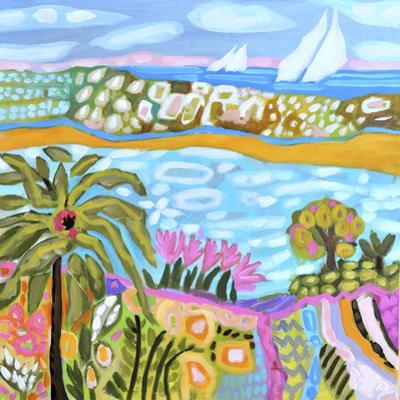 Palm Retreat by Karen Fields