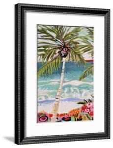 Palm Tree Wimsy I by Karen  Fields