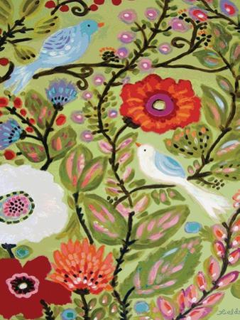 Peace Garden by Karen Fields
