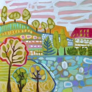 Tree Farm by Karen  Fields