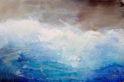 Ombre Blue by Karen Hale
