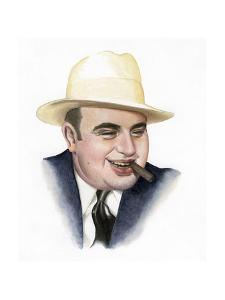 Al Capone, 2007 by Karen Humpage
