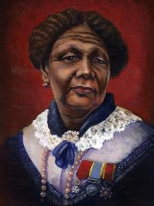 Mary Jane Seacole, (201) by Karen Humpage
