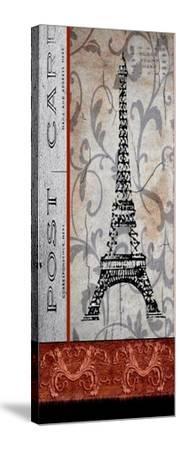 Paris Postcard Panel