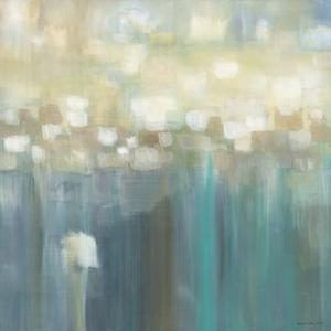 Aqua Light by Karen Lorena Parker