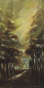 West Coast Trail II by Karen Lorena Parker