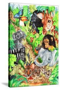 Jungle by Karen Middleton