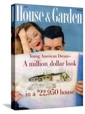 House & Garden Cover - May 1958