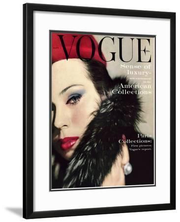 Vogue Cover - September 1959