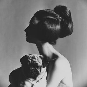 Vogue - September 1963 by Karen Radkai