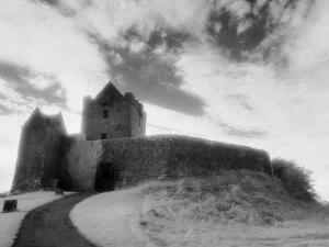Dunguarie Castle, County Galway, Ireland by Karen Schulman
