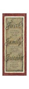 Faith Family Friends by Karen Tribett