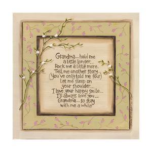 Hold Me Grandpa by Karen Tribett