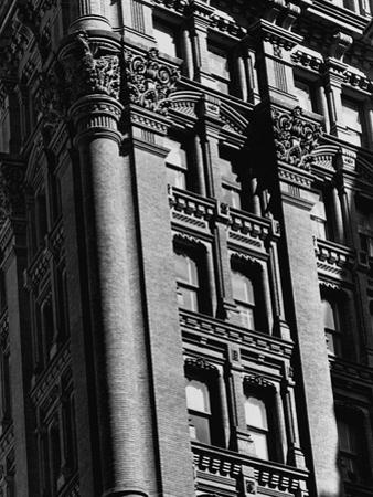 Exterior Detail of the Potter Building by Karen Tweedy-Holmes