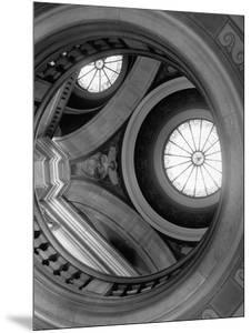 Interior of Essex County Courthouse Rotunda by Karen Tweedy-Holmes