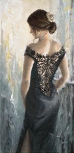 Black Lace, White Rose by Karen Wallis