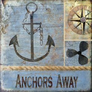 Anchors Away by Karen Williams