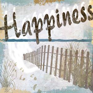 Beach Happiness 2 by Karen Williams