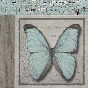 Butterfly Blue by Karen Williams