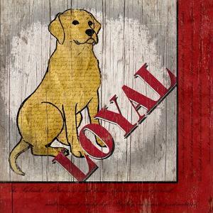 Labrador Retriever II by Karen Williams