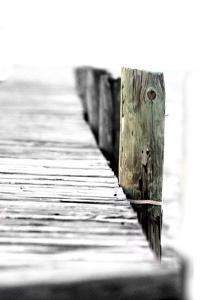 Pier by Karen Williams