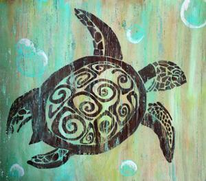 Sea Turtle by Karen Williams
