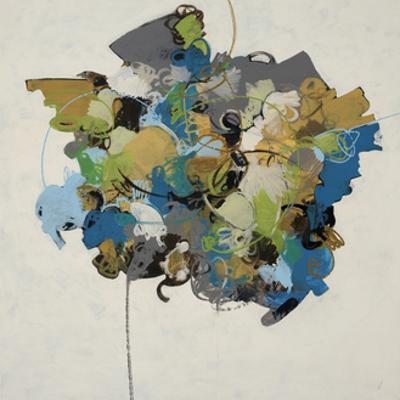 Blue Green Box II by Kari Taylor