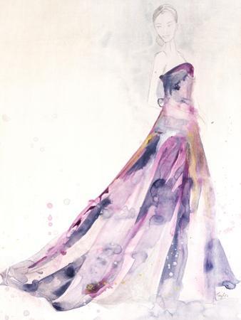 Evening Fashion IV by Kari Taylor