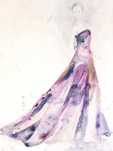 Evening Fashion IV by Kari Taylor