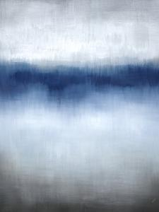 Linear Blue Horizon by Kari Taylor