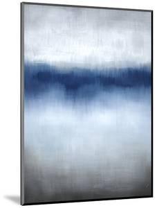 Linear Blue Horizon by Kari Taylor