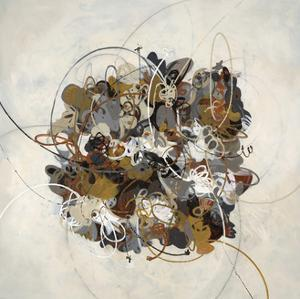 Messy Ball by Kari Taylor